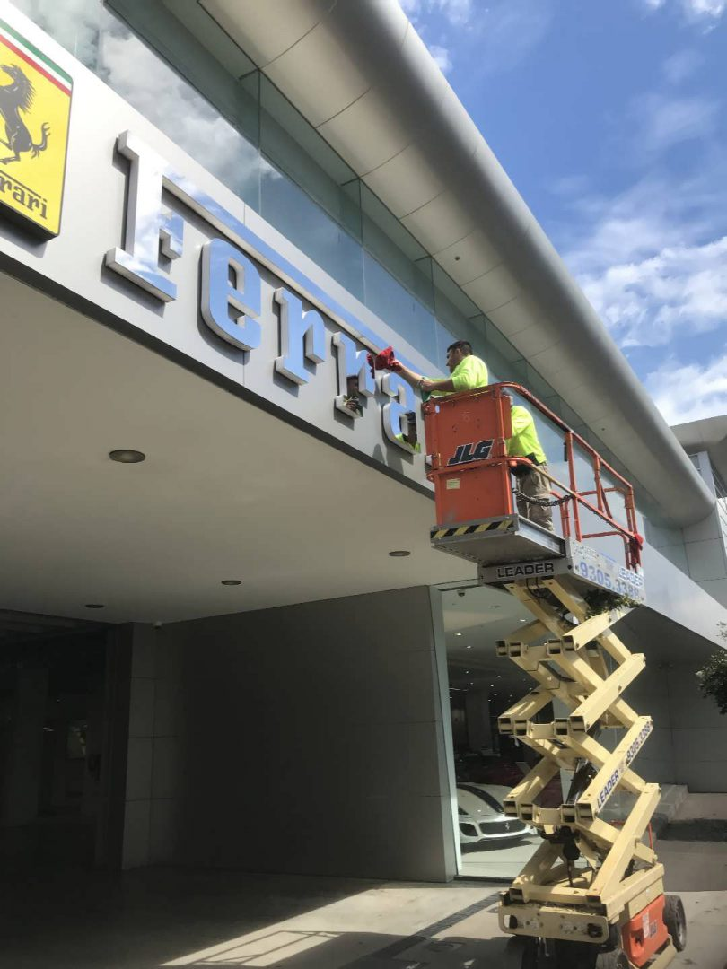 Commercial Cleaning 2