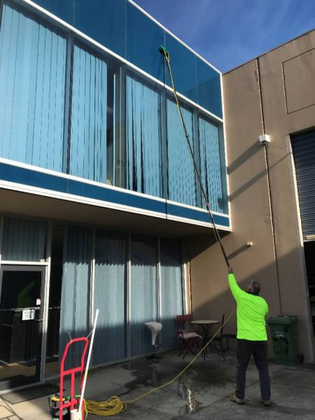 Window Washing 2